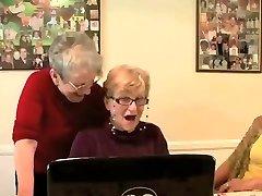 3 grannys võttes pilk