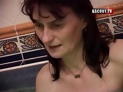 Some ugly gals in this swinger's bang-out deepthroating and getting nailed