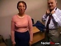 Ugly Mature Woman Gets Nailed By An Older Fart
