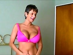 Age Gap Sex Encounter - Buxomy Granny Fucked