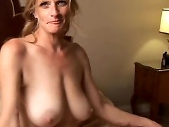 Slutty older babe is a super super-hot poke and loves facials