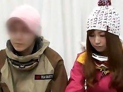 Šilčiausias Japonų mergina Anna Momoi, Nozomi Wakui Geriausių Masažas, Draugei, JAV vaizdo