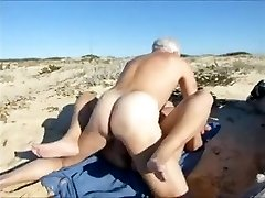 wifey,hot fuck-fest at the beach