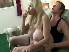 Incredible Amateur flick with Stockings, Smoking gigs