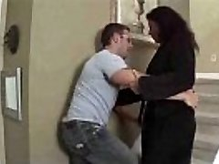 Mom ravages her sonny and gets impregnated by him