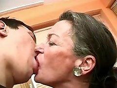 Kiss Me Granny