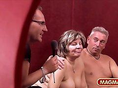 Saksa Moms Swingers