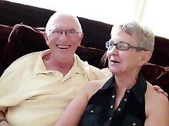 Vyresnio amžiaus vyras pakliuvom su kolegijos mergina žmogus
