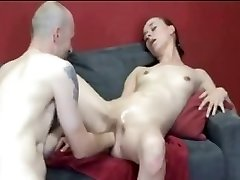 Unexperienced - Lean german mature fisted