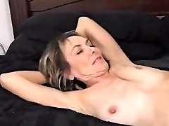 skinny hot grannie torn up by young guy.