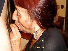 LatinaGranny vanaema suhu koostamine