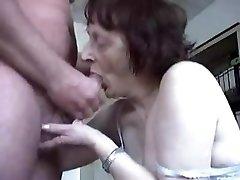 Vanaema Blowjobs Koostamine