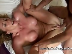 Compilation of shaved amateur matures being pussy and ass fucked rock-hard