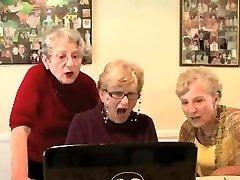 Grannys žiūrėti sekso video - labai juokingas