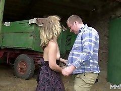 MMV FILMS German Amateur Mature Farmers