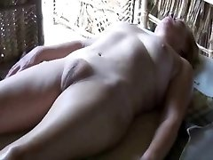 Mature Cootchie Massage