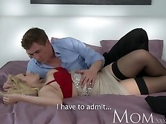 MOM Light-haired dating single MOM just wants to feel a phat dick inside