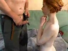 French Old Man teaches schoolgirl to win  a good rate...F70