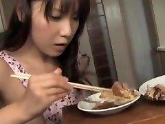 Momo Aizawa has shaved twat tongued and fucked
