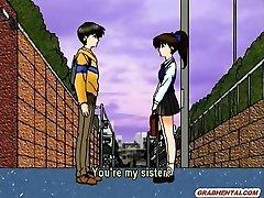Ema anime imemine dick ja niiske tuss poking