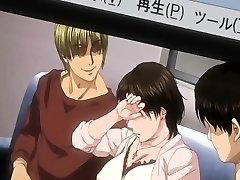 Busty Jaapani hentai ema kuum gangbanged