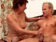 Mature dame and dude - 30