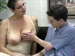 Masturbated õpetaja MILF