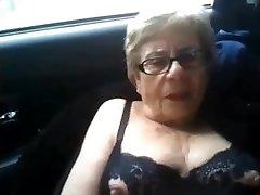Pritsimine vanaema