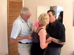 The Swinger Mature Duo With A Pal
