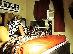 Point Of View Amateur blowjob by a sexy blond mature whore