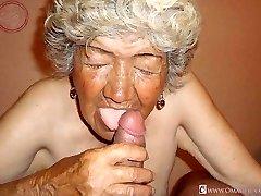omageil väga vana vanaema piltide slideshow