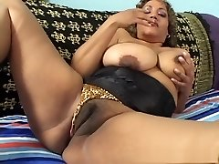 Exotic porn industry star in crazy mature, latina porn video