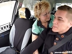 Čekijos Brandi Meilė Alkanas Taksi Vairuotojai Gaidys