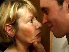 Mature love rigid fuck ANAL 7..French Mummy