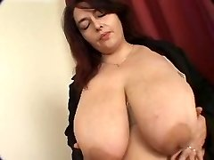 big titted chubby mature gets boned