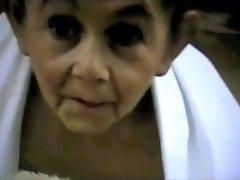 Hermaphrodite Vanaema Väärastunud muutusid kääbus poolt satyriasiss
