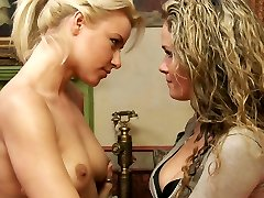 Amazing erotic lesbian orgy