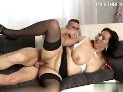 Horny daughter seduction