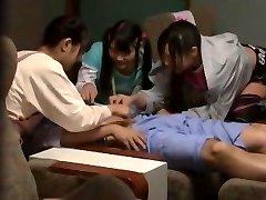 crazy japonijos jauniklį mamiru momone, mina yoshii, neįtikėtinai pirštais, veido jav vaizdo