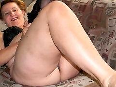 Vanaema seksikas jalad (2)
