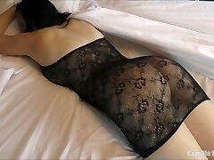 Wake Up Sex - Sexy Young Milf Is Romped & Facialized Before Morning Coffee