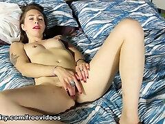 Greatest pornstar in Fabulous Masturbation, Fingering pornography video