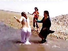 Pakistani Sindhi Karachi Aunty Alasti Vann Jõgi