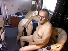 First-timer Private Homemade Mature Couple