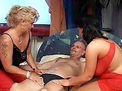 Mandy Meets Amats - 5 F70