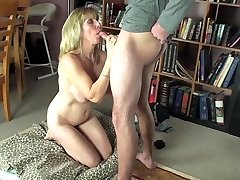 oral job For A Young Neighbour