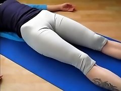 WONDERFUL athletics 101(yoga cameltoe)