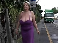 Solo #2 (Mature BBW with Big Jugs)
