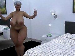 big mama šokių cgi