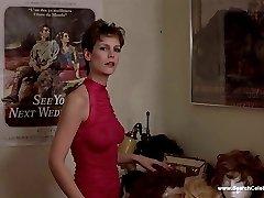 Jamie Lee Curtis Nuogas & Seksualus Kompiliacija - HD
